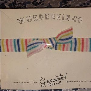 Other - Wunderkin Ampersand Collab Retro Knot Bow Medium
